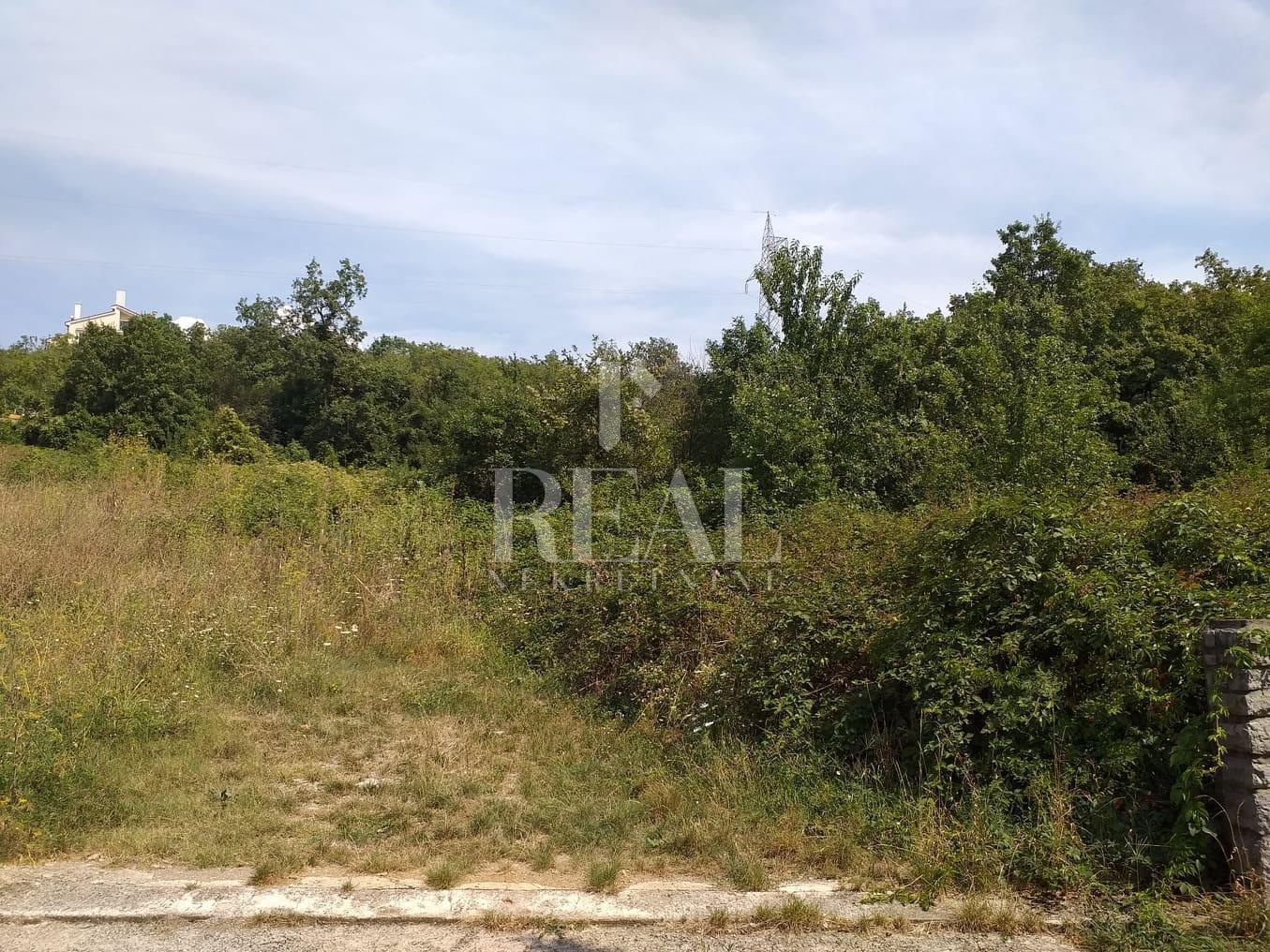 Prodaja građevinskog zemljišta na Gornjem Zametu   787m2