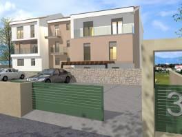 Novogradnja,Šilo Resort,90m2.2S+DB