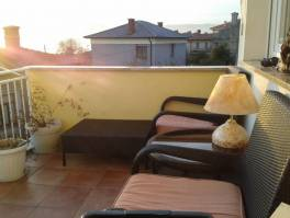 Moderan dvoetažan stan na Kozali, 106 m2,balkon pogled na more