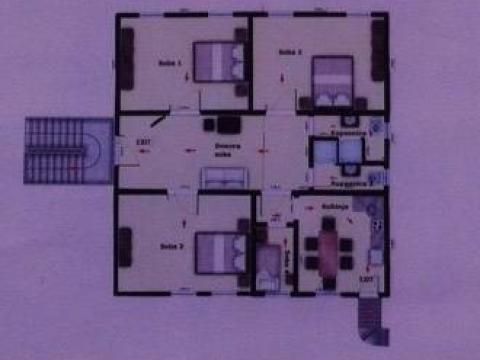 Mali Lošinj, gospodski stan od 118m2