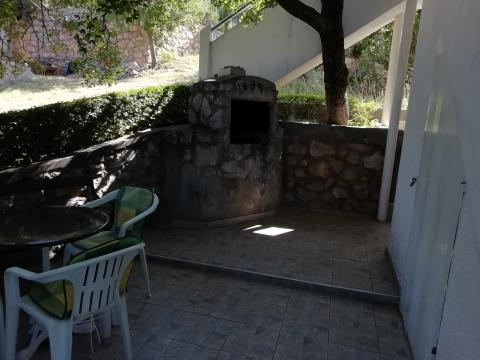 Jablanac, 1s+db od 46 m2, terasa od 32 m2