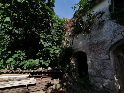 Ruševna kuća 120 m2,Mošćenička Draga
