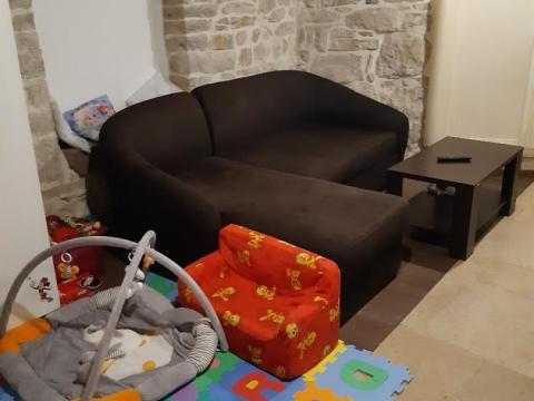 Gračišće, obnovljena starina P+1 od 130 m2