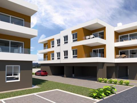 Novogradnja Peroj,apartman 54,79 m2,balkon