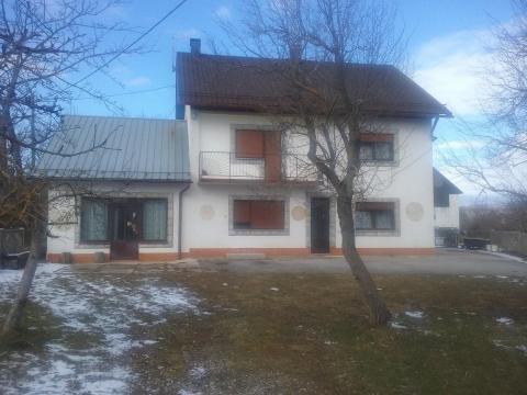 Haus Ramljani, Otočac, 50m2