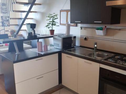 Novi Vinodolski, stan 3S+DB, 100 m2