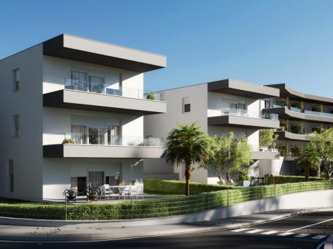 Krk, atarktivna lokacija, vrhunska kvaliteta stanovanja, 3S+DB od 109 m2