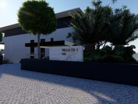 Rjetkost u prodaji zemljište 955 m2  sa građevinskom dozvolom za 4 stanbene jedinice