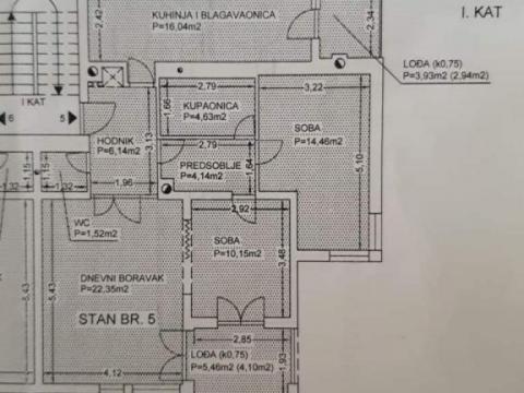 Super stan na odličnoj i traženoj lokaciji
