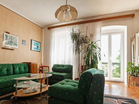 Kozala, etaža 115 m2 3S+DB,balkon,okućnica 50 m2