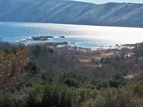 Grundstück Lopar, Rab, 1.275m2