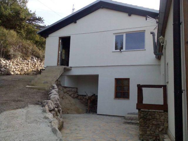 Rab, Palit, tri kuće u nizu sa okućnicom, moguće obročno plaćanje