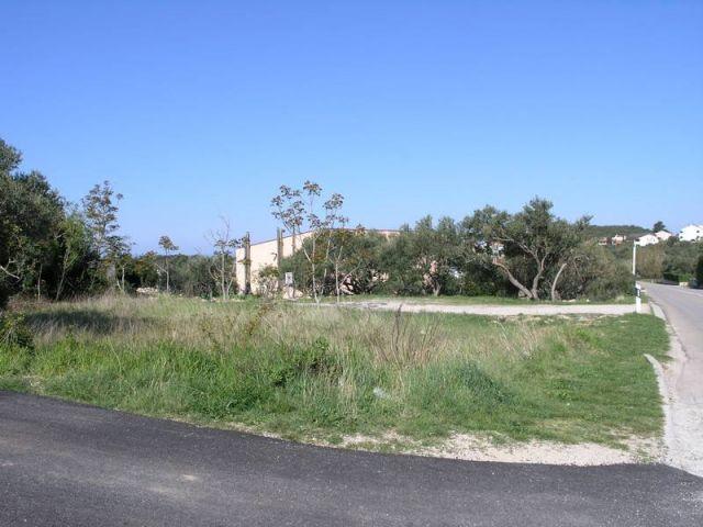 Rab, Banjol, atraktivno zemljište sa pogledom