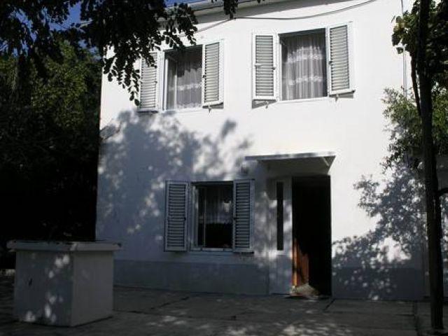 Rab, Banjol, starija kuća u nizu