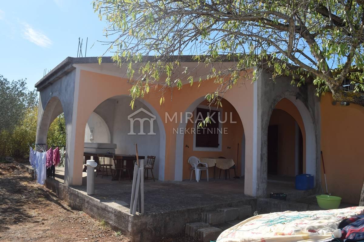 Real estate Croatia Jezera, House for sale with garden on a large plot, KJ-412, Mirakul real estate