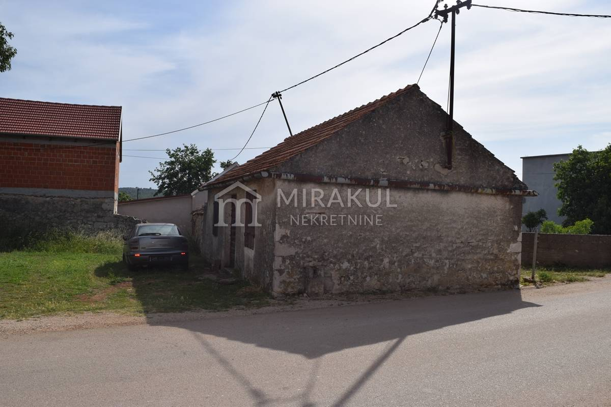 Properties Tisno Croatia, house, Mirakul Real Estate agency, ID - KT - 419, Old stone house for renovation