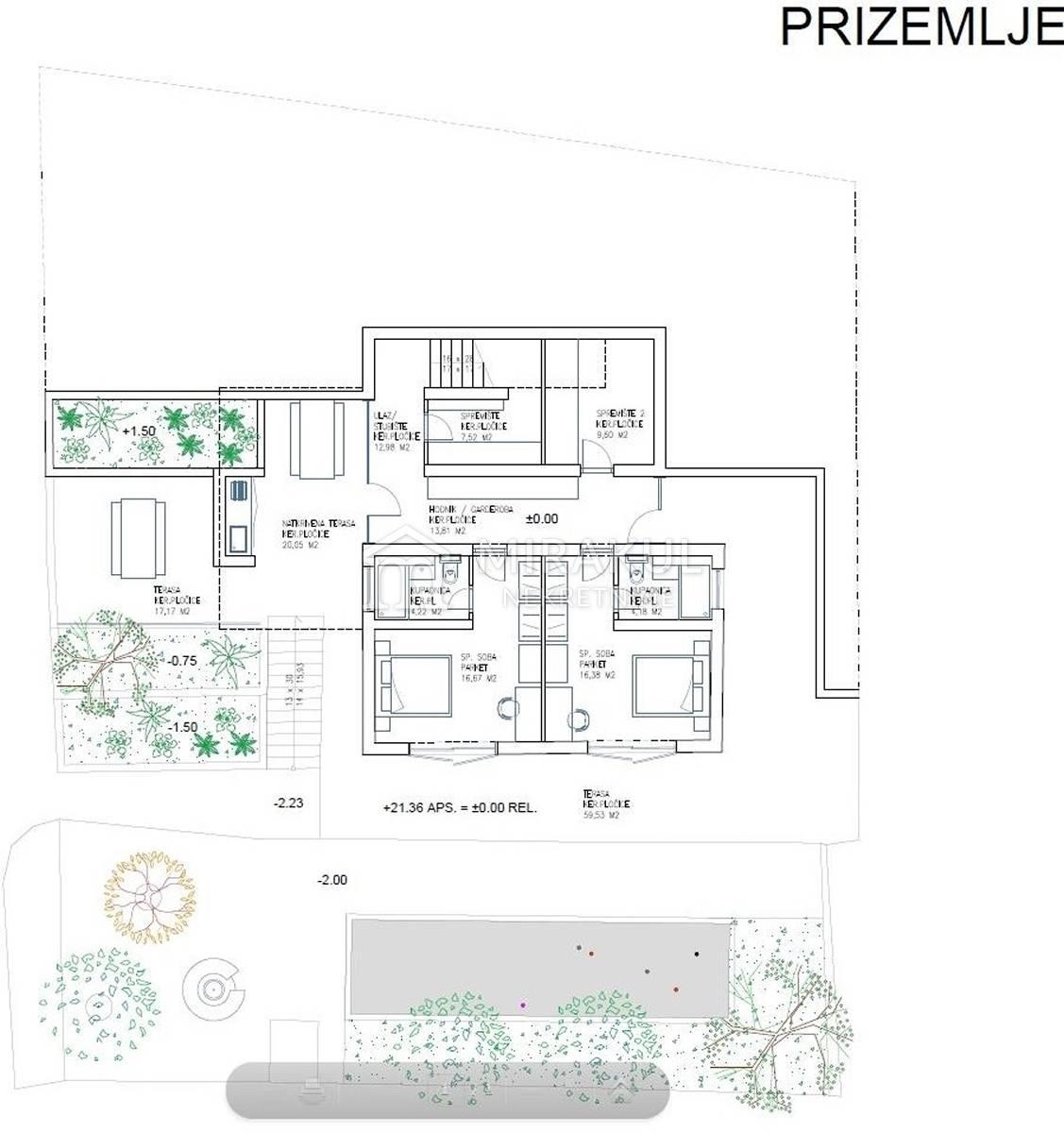 Immobilien Tisno, Exklusive Villa mit Panoramablick und Pool