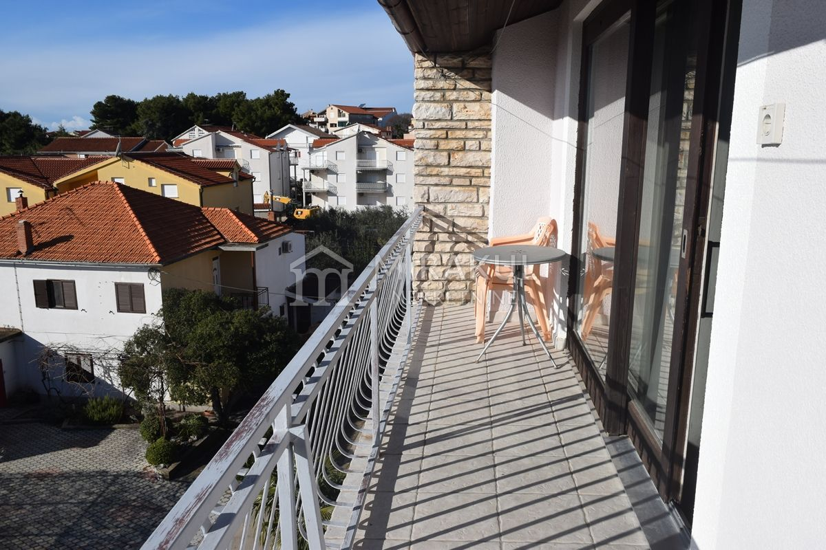 Croatia - Vodice, House with three flats and garden near the beach