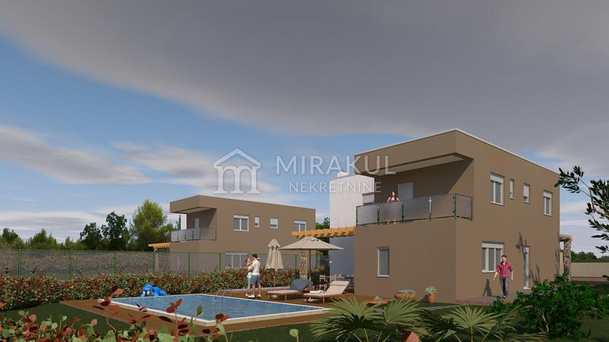 Nekretnine Šibenik, kuća, Mirakul nekretnine, ID - KŠ - 452, Kuća sa bazenom u zaleđu Šibenika