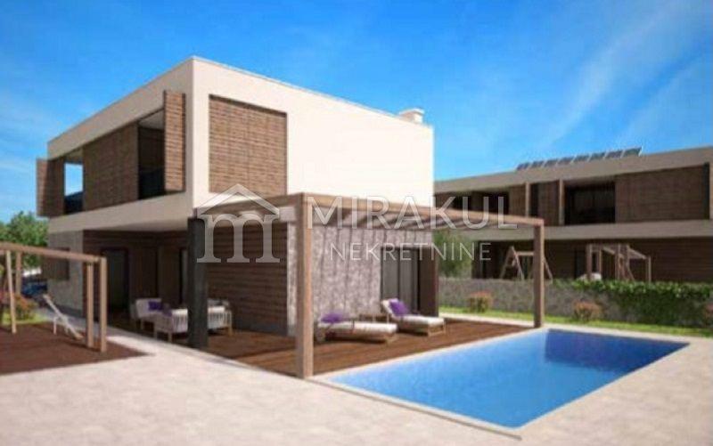 Nekretnine Drinovci, zemljište, Mirakul nekretnine, ID - GD - 307, Zemljište sa projektom za šest vila s bazenom