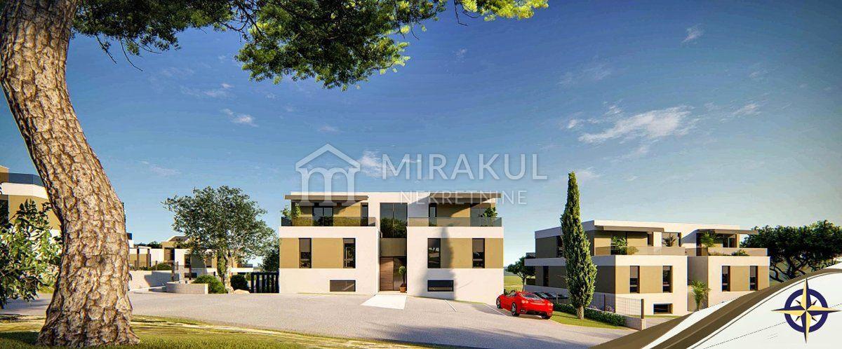 Nekretnine Murter, Prodaja lijepih stanova u novom stambenom kompleksu AM-624, Mirakul nekretnine 2