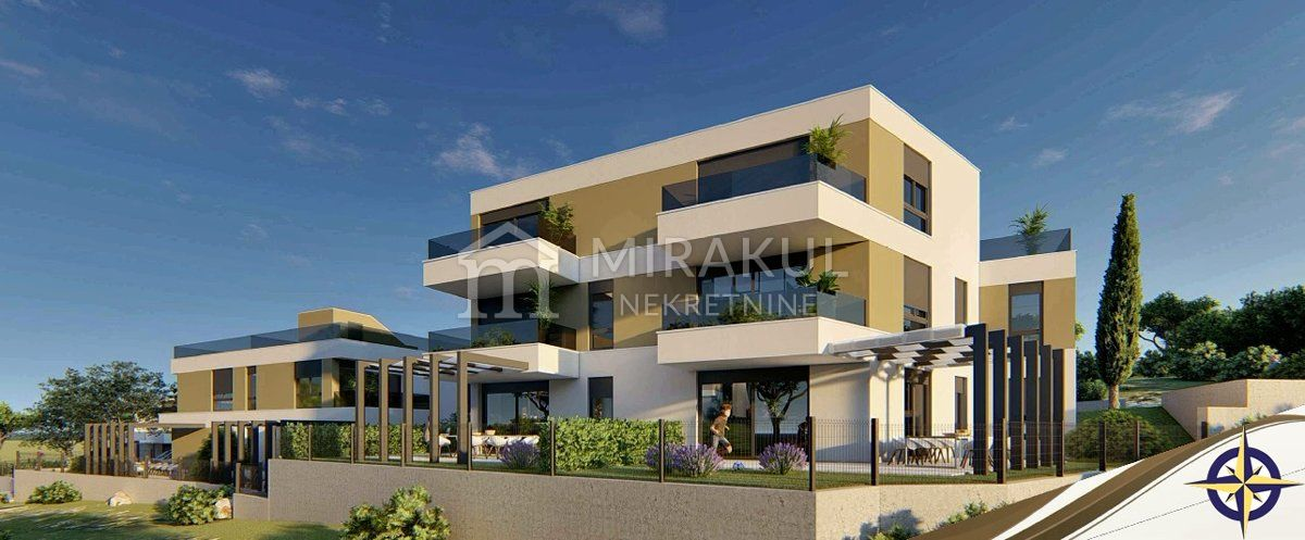 Real estate Murter, Sale of new flats near beach AM-623, Mirakul real estate 2