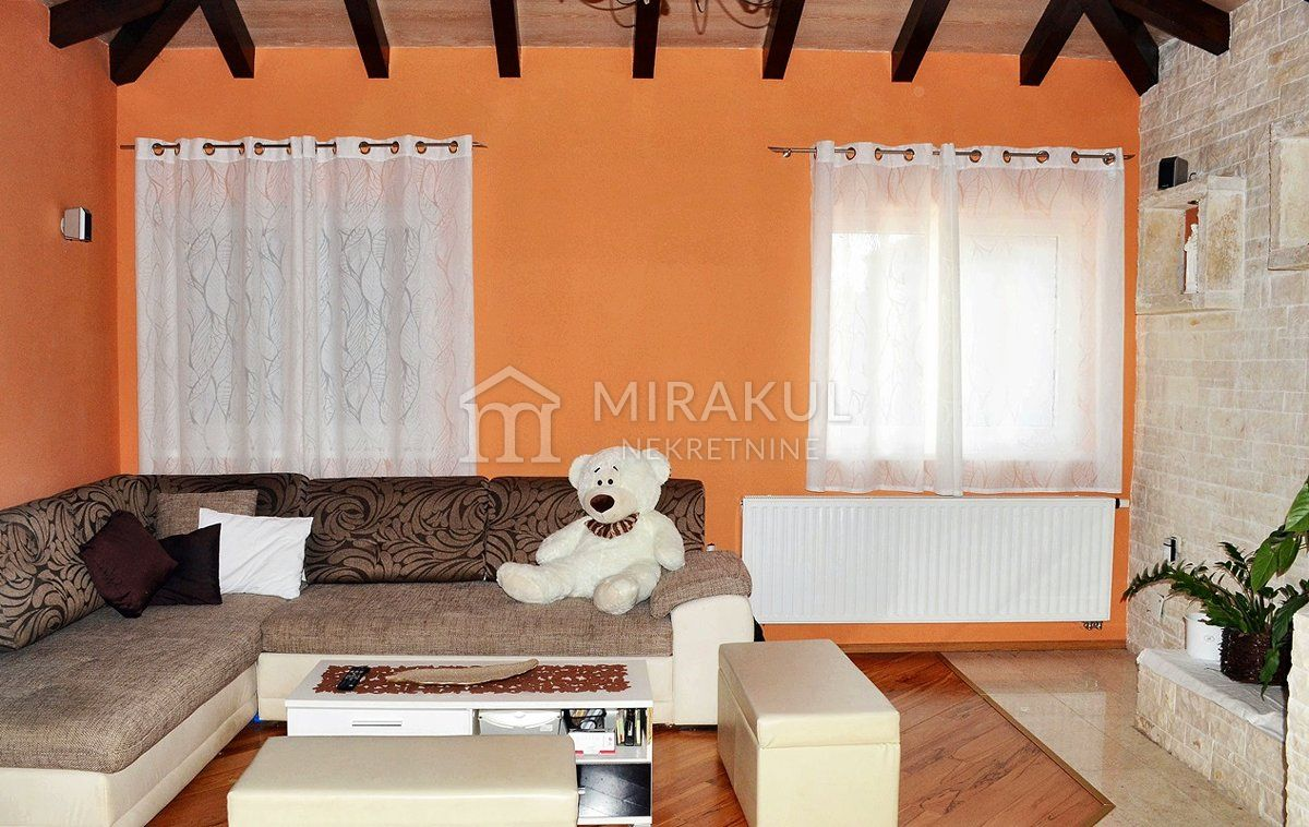 Properties Šibenik Croatia, house, Mirakul Real Estate agency, ID - KD - 478, Dalmatian house with garden