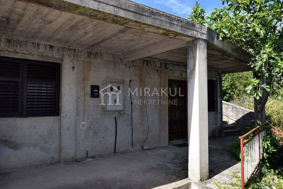 Properties Tisno Croatia, house, Mirakul Real Estate agency, ID - KT-480, House with sea view
