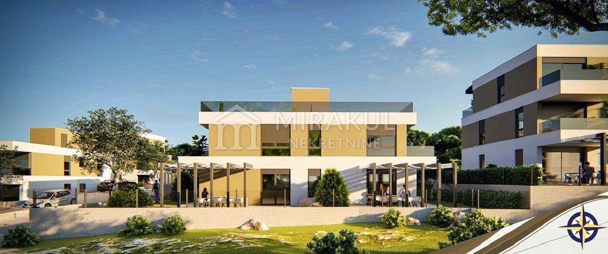 Immobilien Murter, Verkauf von Wohnungen in luxus Komplex AM-634, Mirakul Immobilien 2