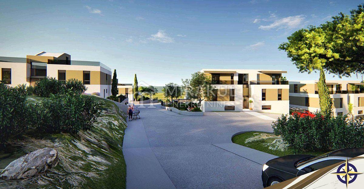 Nekretnine Murter, Novi projekt, apartmansko naselje Ruža vjetrova - Jugo