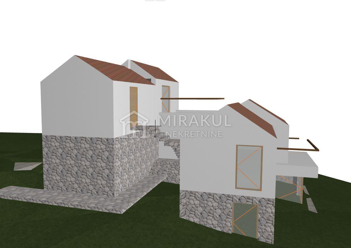 Nekretnine Rogoznica, Prodaja zemljišta sa panoramskim pogledom GR-325, Mirakul nekretnine 3