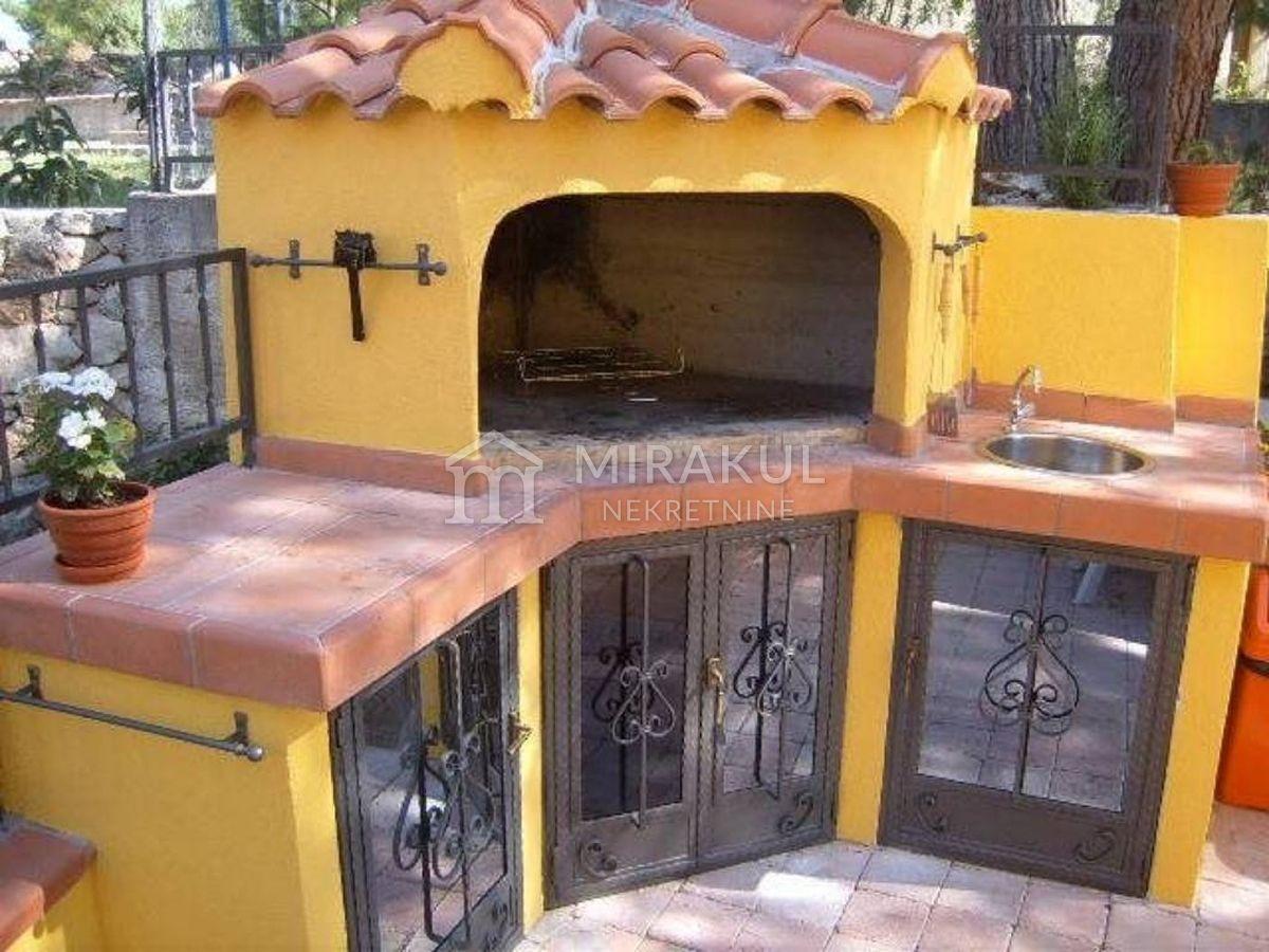 Immobilien Žaborić Kroatien, Haus, Mirakul Immobilienagentur, ID - KŽ-504, Villa mit Pool, Meerblick 4