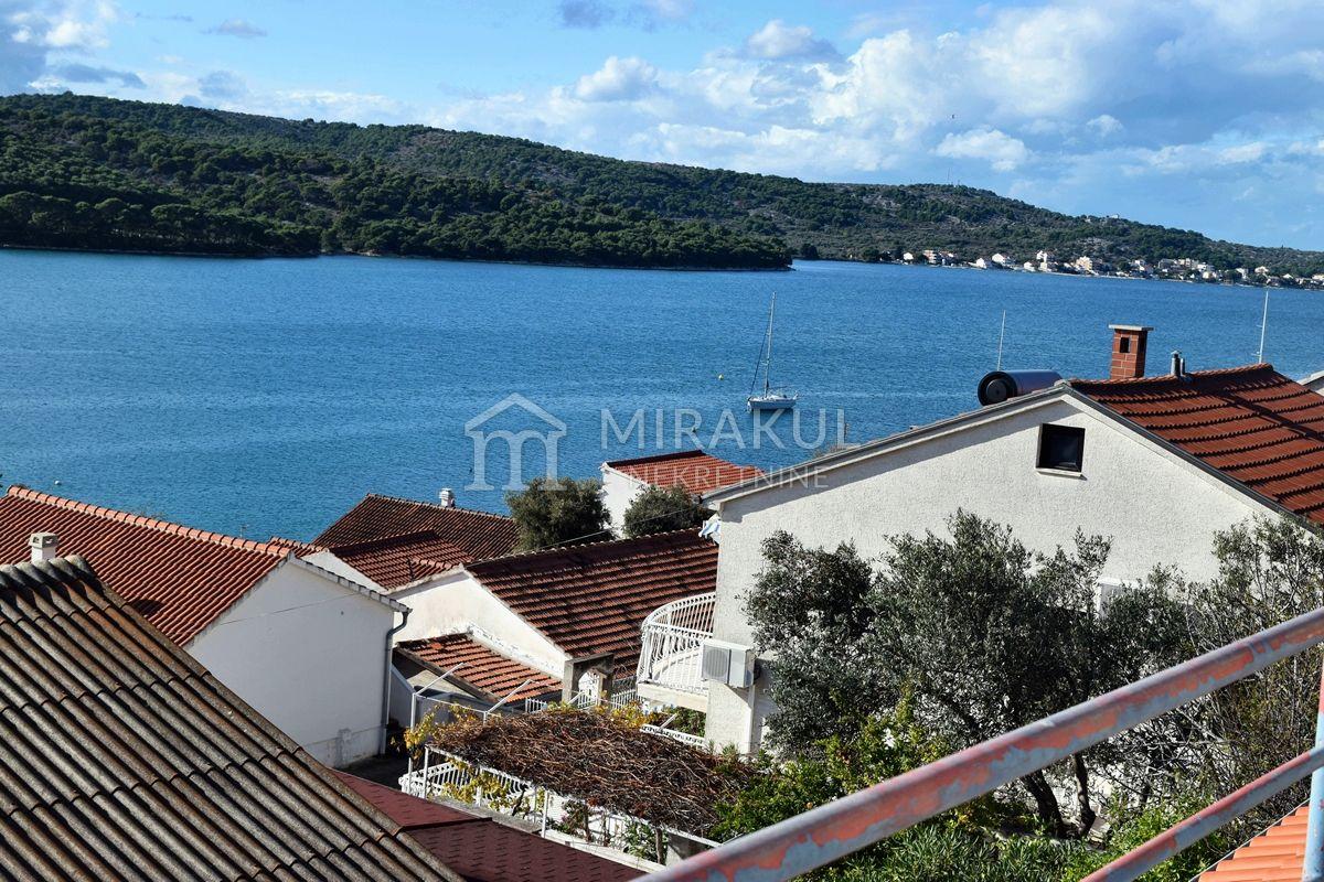Immobilien Tisno, Verkauf von Haus mit schönem Meerblick KT-511, Mirakul Immobilien