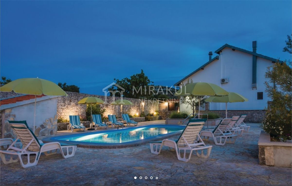 Properties Vodice Croatia, house, Mirakul Real Estate agency, ID - KG-515, House with pool and restaurant 9
