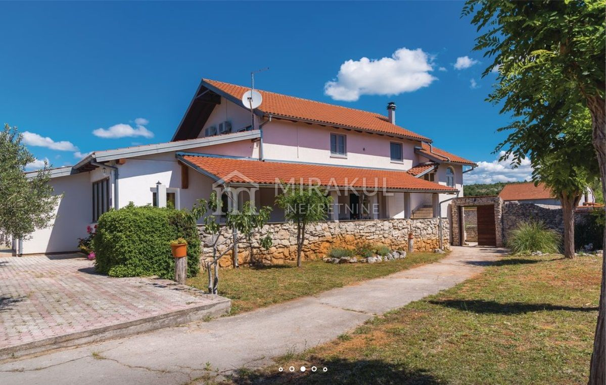 Properties Vodice Croatia, house, Mirakul Real Estate agency, ID - KG-515, House with pool and restaurant 5