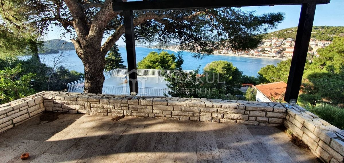 Tisno Ingatlan Horvátország, Eladó családi ház a strand közelében, KT-530, Mirakul Ingatlanok 1