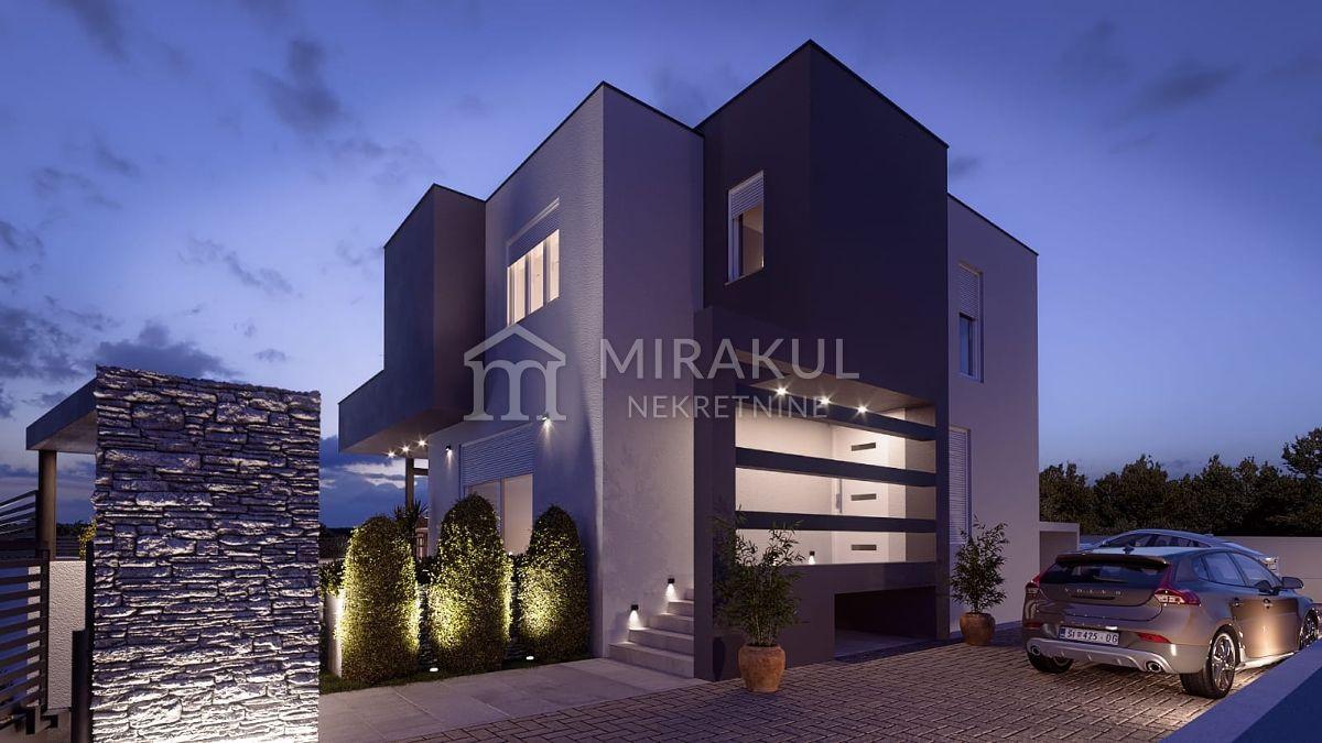 Immobilien Brodarica, Verkauf von luxüriöse und moderne Villa KB-534, Mirakul Immobilien 3