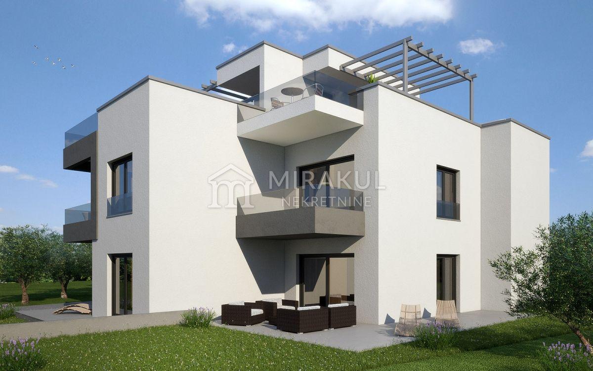 Immobilien Murter, Verkauf von Wohnung in modernem Neubau AM-733, Mirakul Immobilien 1