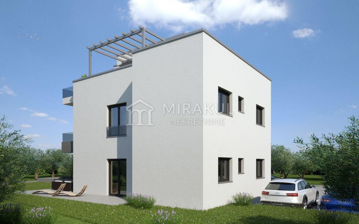 Nekretnine Murter, Prodaja novog stana blizu plaže AM-734, Mirakul nekretnine 3