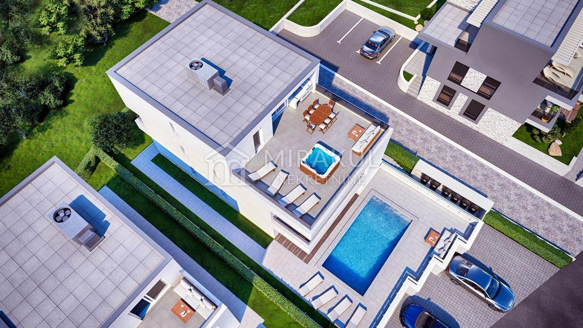 Nekretnine Murter, Prodaja stana sa terasom u prvom redu do mora sa pogledom na more, AM-738, Mirakul nekretnine 4