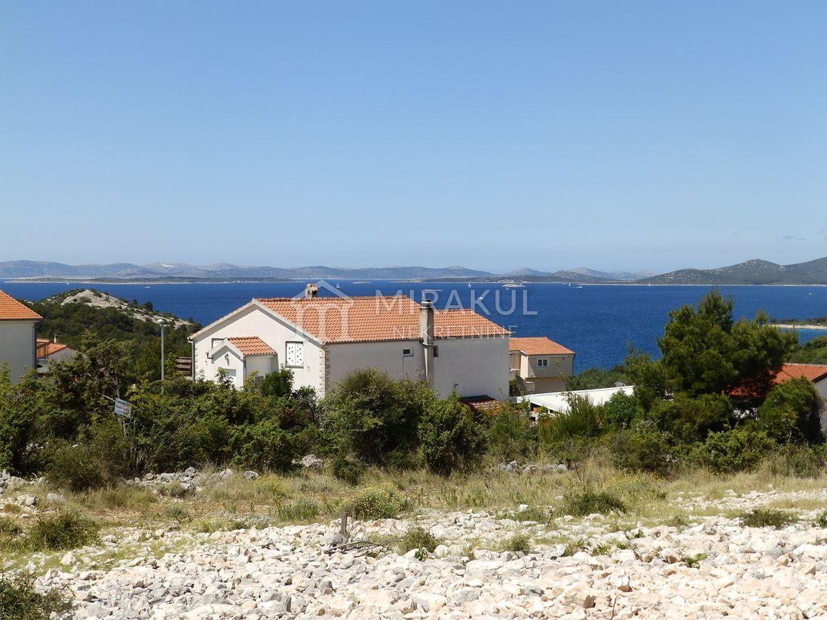 Nekretnine Drage, Prodaja zemljišta s panoramskim pogledom na more, u blizini plaže, GD-352, Mirakul nekretnine