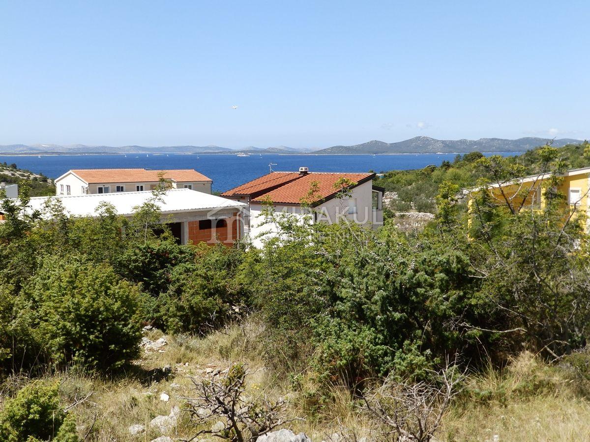 Nekretnine Drage, Prodaja zemljišta sa otvorenim pogledom na more, u blizini plaže, GD-352, Mirakul nekretnine 1