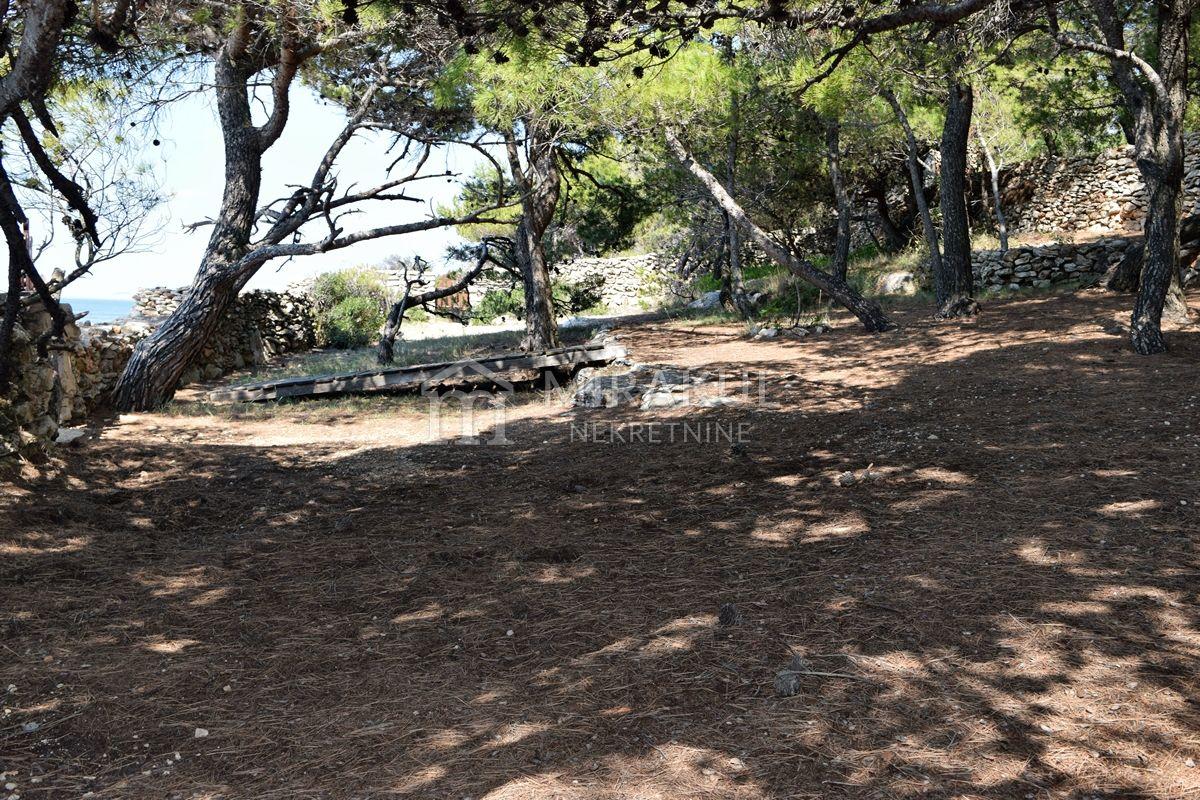 Nekretnine Murter, Top lokacija sa pogledom na Kornate, prvi red do mora
