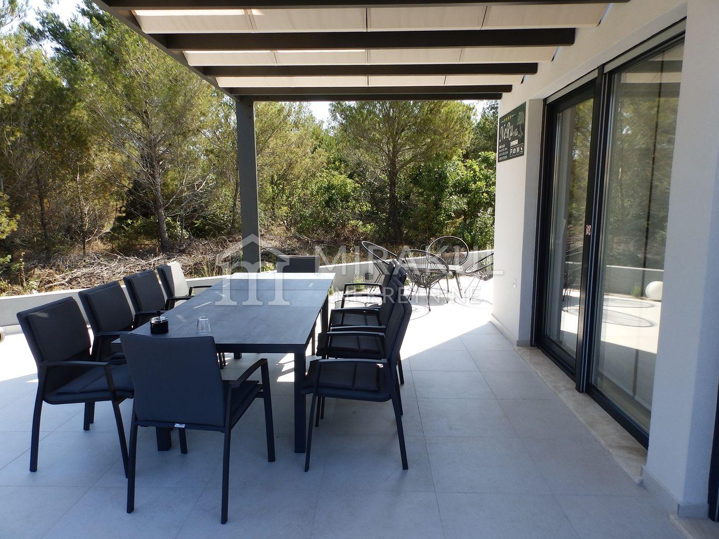 Properties Srima Croatia, Mirakul Real Estate agency, AS-751, Luxurious flat with a pool 2