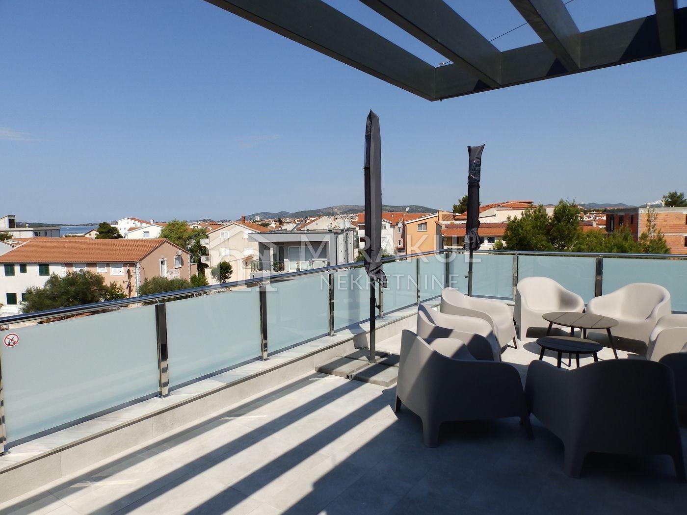 Properties Srima Croatia, Mirakul Real Estate agency, AS-751, Luxurious flat with a pool 3