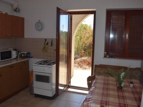 Real estate Croatia - Jezera, House on big plot