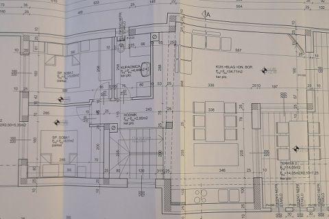 Tisno, Kuća sa građevinskom dozvolom za renoviranje 100m od mora
