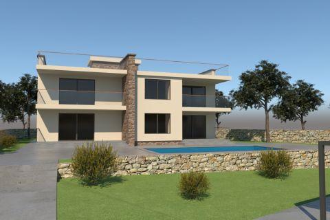 Nekretnine Vodice, Prodaja zemljišta na atraktivnoj lokaciji u prvom redu do mora GV-300, Mirakul nekretnine 2