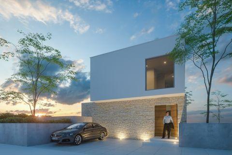 Srima, Vodice, Luxus villa medencével a tenger közelében - Villa VM