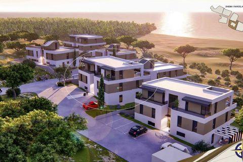 Nekretnine Murter, Prodaja lijepih stanova u novom stambenom kompleksu AM-624, Mirakul nekretnine
